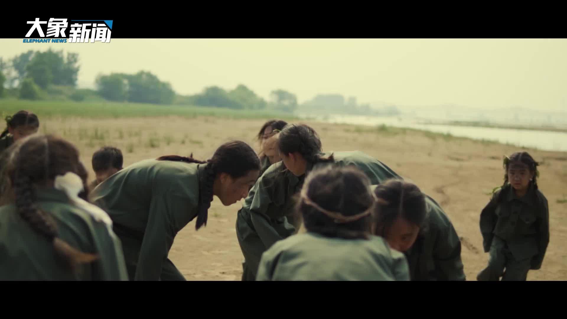 """孩子们演技炸裂!郑州这个体育老师拍的""""金刚川""""把人看哭了"""