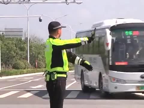 市公安局交通管理支队:强化管理 确保会议期间交通安全
