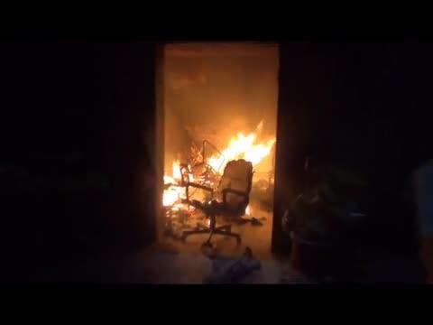 微视频《郑州西关虎屯新区6.25火灾(短片)》
